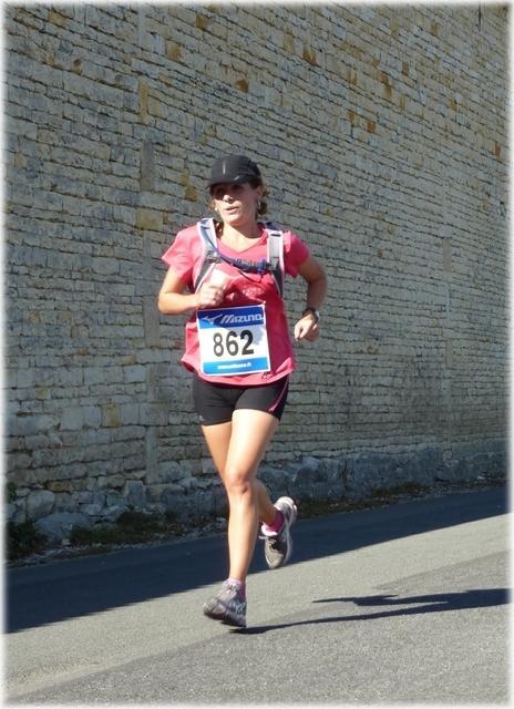 Vanessa 14km Granzay